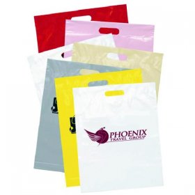Brochure Bag - Plastic