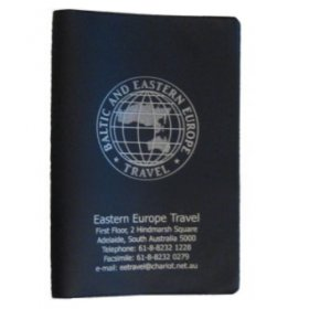 Small Passport Jacket