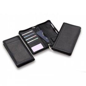 Cow Leather Zip Wallet 2290