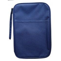 Large Soft Zip Wallets
